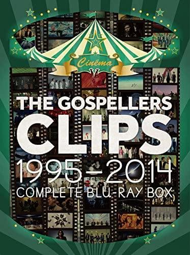 【まとめ買い】 【新品】【即納】THE GOSPELLERS CLIPS 1995-2014 CLIPS ~ ~ COMPLETE BLU-RAY BLU-RAY BOX~【Blu-ray】 完全生産限定盤 ゴスペラーズ, インポートブランド ロータス:762dbb3d --- mail.freshlymaid.co.zw