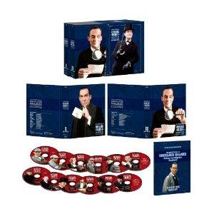 新品☆シャーロック・ホームズの冒険 全巻ブルーレイBOX [Blu-ray] (2012)