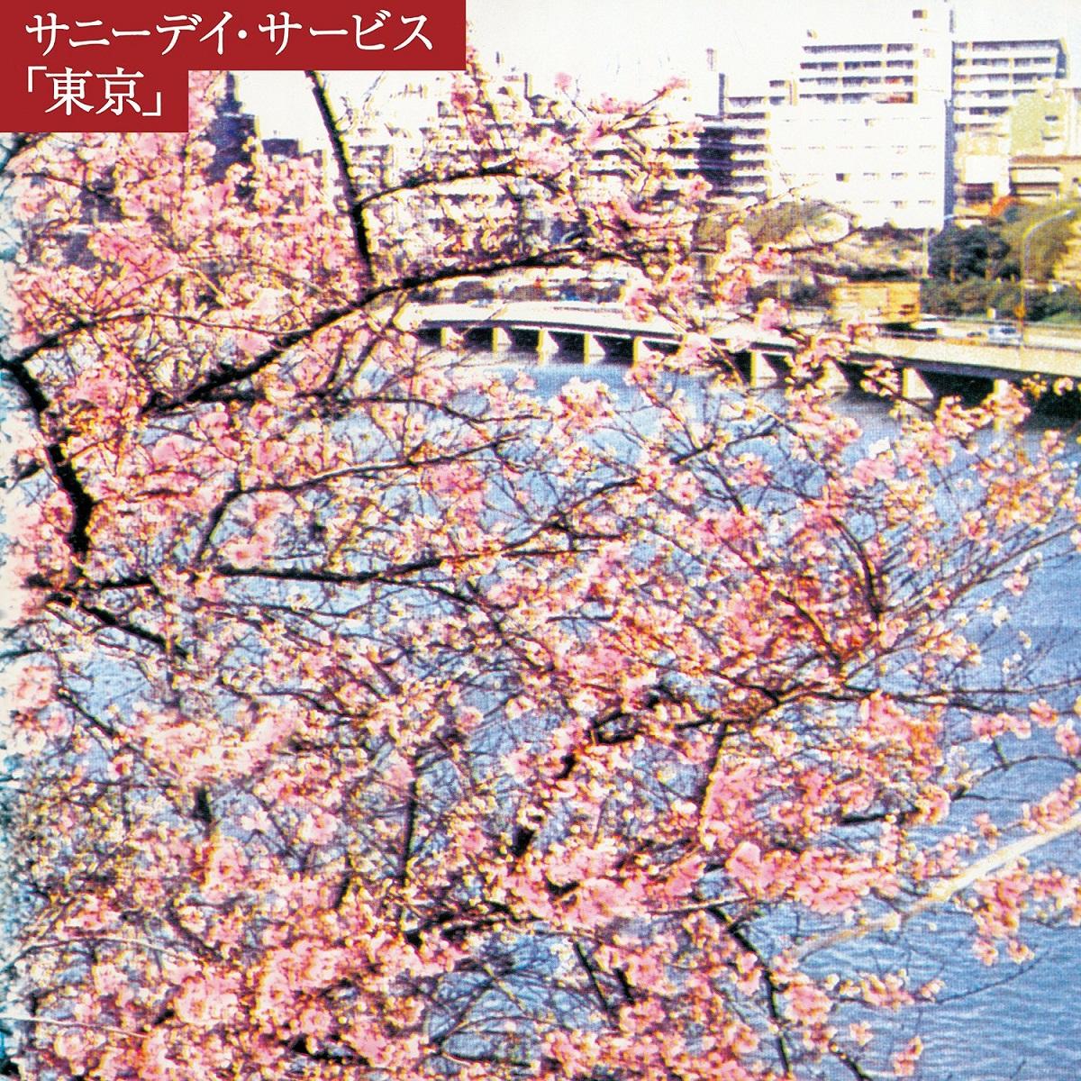 新品☆2016年6月20日入荷予定!東京 20th anniversary BOX Limited Edition サニーデイ・サービス