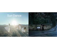 【新品】2019年4月10日頃入荷次第発送!Sun Dance & Penny Rain(完全生産限定盤)(2Blu-ray Disc付)(JK写サイズステッカーセット(2枚組:Sun Dance & Penny Rain)付) CD+Blu-ray Aimer