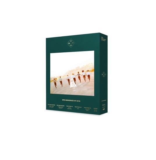 【新品】【即納】BTS MEMORIES OF 2016 防弾少年団 DVD リージョンコード2 字幕 日本語 韓国語