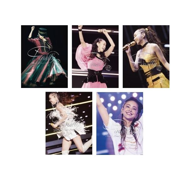 【新品】【即納】namie amuro Final Tour 2018 ~Finally~(初回盤)(コンパクトミラー5種 & 全巻収納BOX付き) 安室奈美恵 DVD