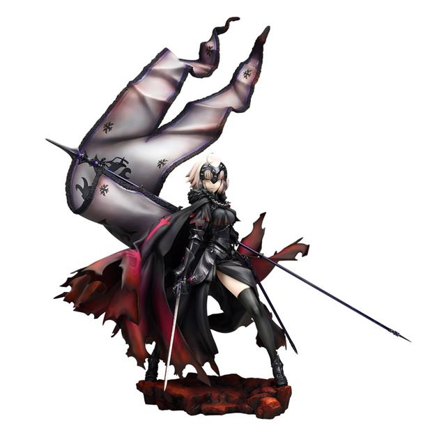 【新品】2019年10月入荷次第発送予定!Fate/Grand Order アヴェンジャー/ジャンヌ・ダルク[オルタ] 1/7 PVC製塗装済 完成品 約430mm フィギュア