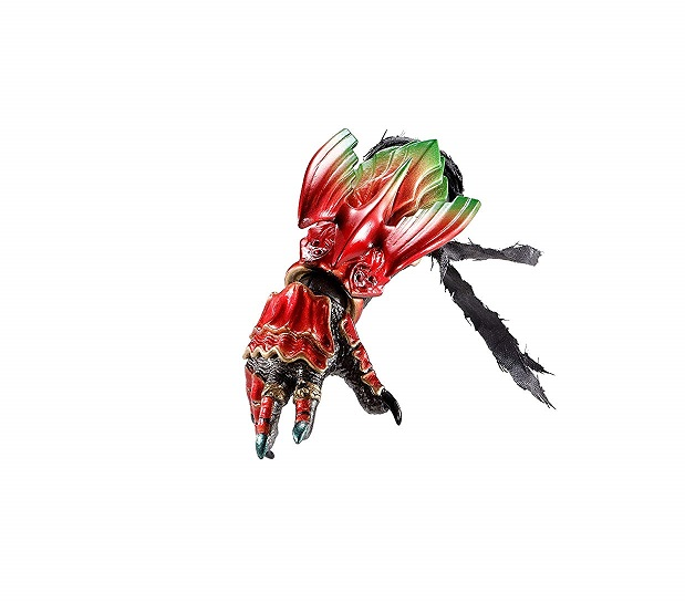 【新品】2020年1月末入荷予定!S.H.フィギュアーツ 仮面ライダーオーズ (真骨彫製法) アンク 約40mm ABS&PVC&布製 塗装済み可動フィギュア