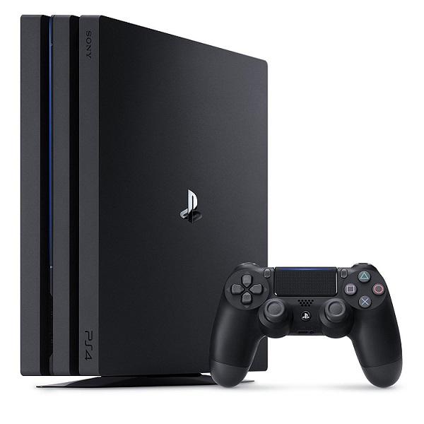 【新品】【即納】PlayStation 4 Pro ジェット・ブラック 1TB (CUH-7100BB01) PS4 ゲーム機 本体