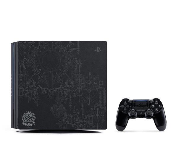 【新品】2019年1月25日発売予定!PlayStation4 Pro KINGDOM HEARTS III LIMITED EDITION キングダムハーツ 3 リミテッドエディション 限定 本体同梱 ソフト