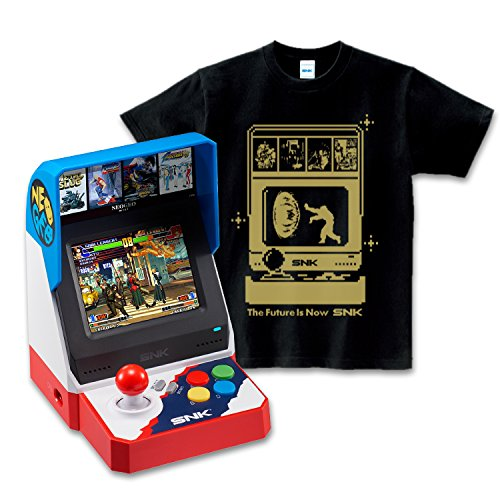 【新品】【即納】NEOGEO mini + SNK Dot Hero's T