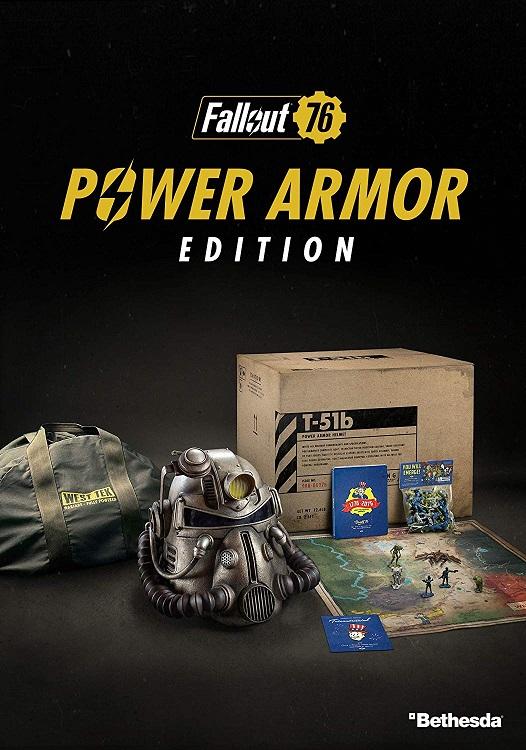 【新品】【即納】Fallout 76 Power Armor Edition (パワーアーマーエディション) 【CEROレーティング「Z」】 PS4