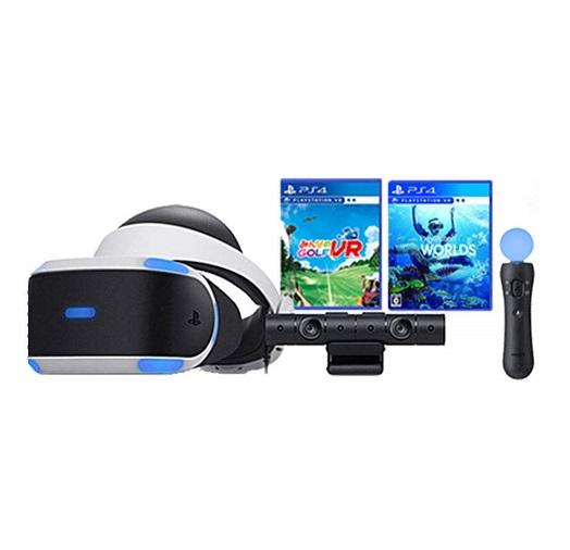 """【新品】【即納】PlayStation VR""""PlayStation VR WORLDS"""