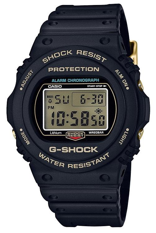 【新品】【即納】CASIO 腕時計 G-SHOCK ジーショック 35th Anniversary DW-5735D-1BJR メンズ