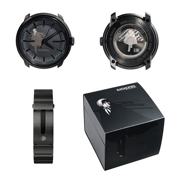 【新品】【即納】wena tezuka90th WNW-SB12A BLACKJACK Edition ブラックジャックエディション 腕時計 プレミアムブラック スマートウォッチ