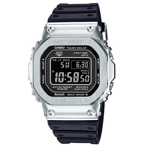 【新品】【即納】 [カシオ]CASIO 腕時計 G-SHOCK ジーショック Bluetooth搭載 電波ソーラー GMW-B5000-1JF メンズ
