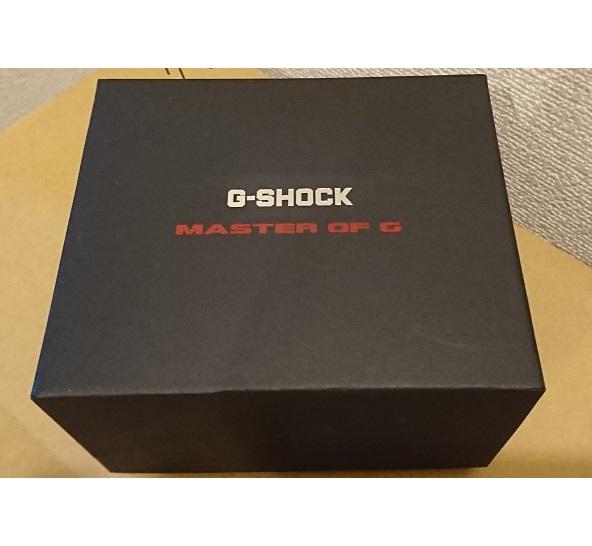 【新品】【即納】 [カシオ]CASIO 腕時計 G-SHOCK ジーショック Bluetooth搭載 電波ソーラー GMW-B5000-1JF MASTER OF G 豪華ケースピンバッジ付
