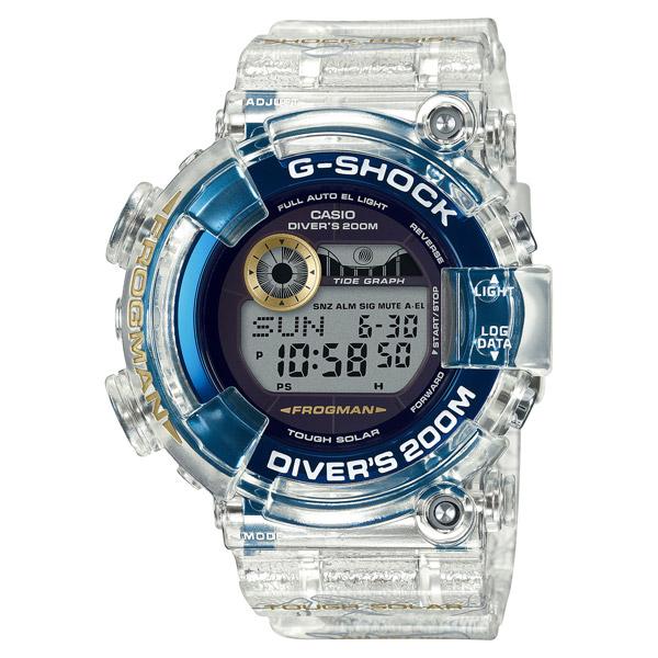【新品】1週間以内発送 G-SHOCK(Gショック)イルカ&クジラモデル2019 GF-8251K-7JR イルクジ