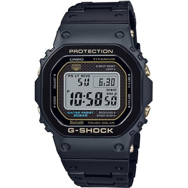 【新品】1週間以内発送 カシオ CASIO G-SHOCK ジーショック GMW-B5000TB-1JR GMWB5000 チタン 腕時計