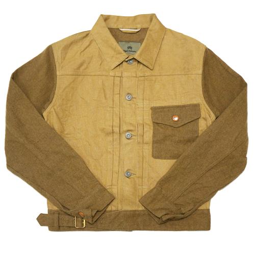 ≪SALE≫ NIGEL CABOURN BATTLE DRESS JACKET MIX KHAKI MAIN LINE