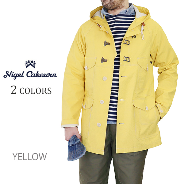 NIGEL CABOURN ナイジェル・ケーボン CLASSIC CAMERAMAN JACKET UNICOMBAT RIPSTOP 2 COLORS AUTHENTIC LINE