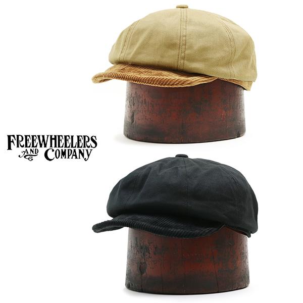 予約商品 2021年11月入荷予定 FREEWHEELERS フリーホイーラーズ JAM BUSTER 8 PANELS CAP 1910 2 COLORS - × CASQUETTE HEAVY 1920s CORDUROY 割り引き 最安値に挑戦 STYLE DRILL