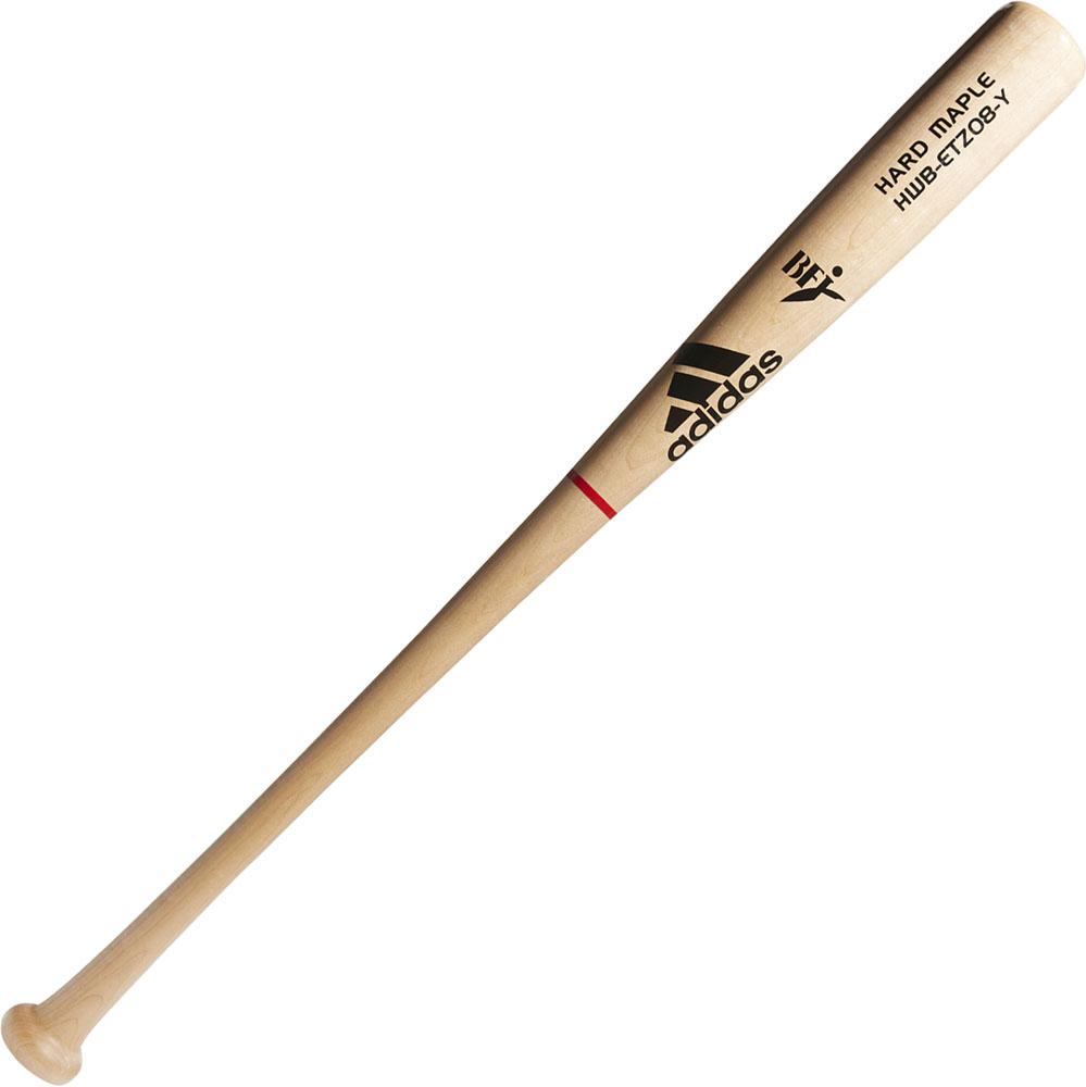 【ラッキーシール対象】adidas(アディダス)野球&ソフト野球バットBB硬式木製バット メイプルETZ08リネンカーキ S17/S