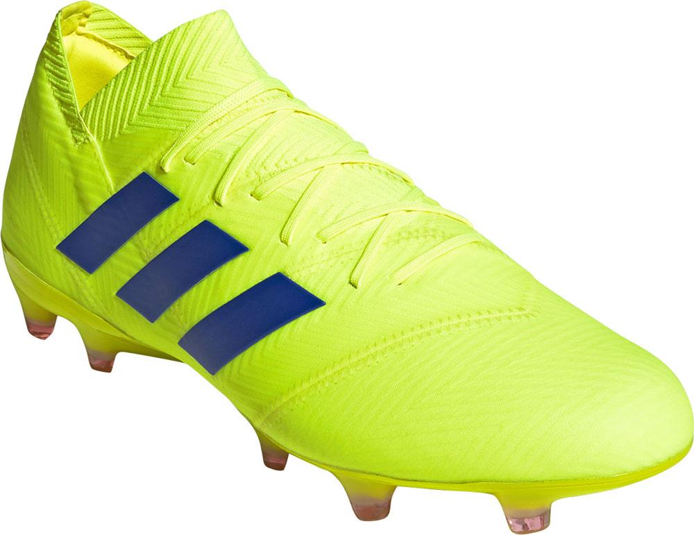 adidas(アディダス)サッカースパイクネメシス 18.1 FG/AGBB9426