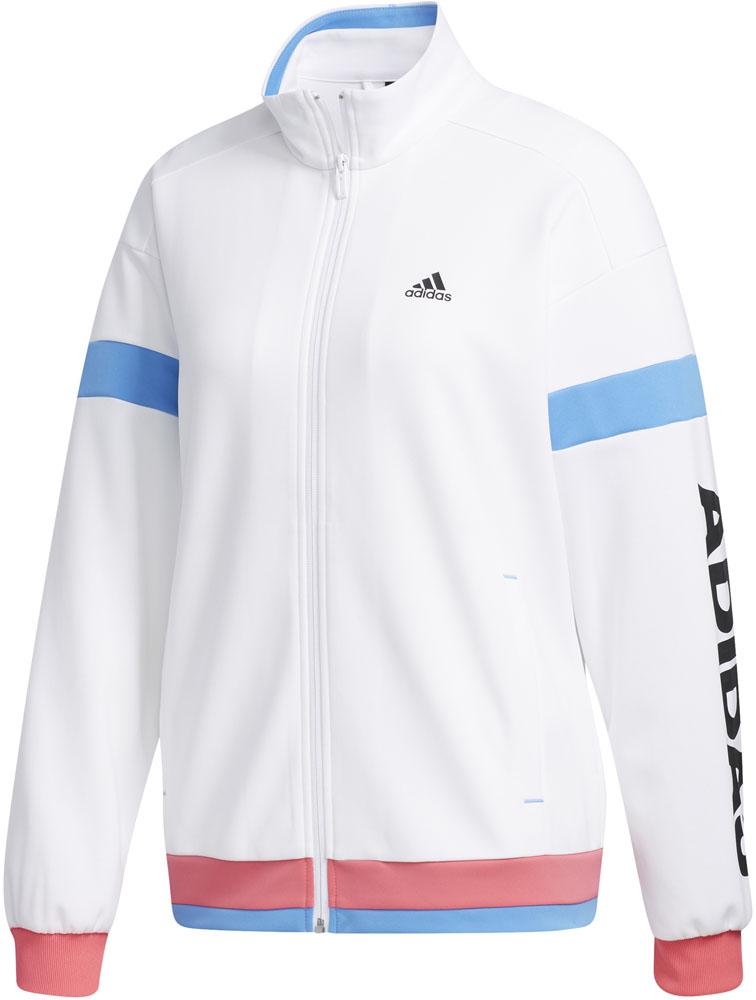 adidas(アディダス)マルチSPW MH_ウォームアップジャケット レディースFYI98