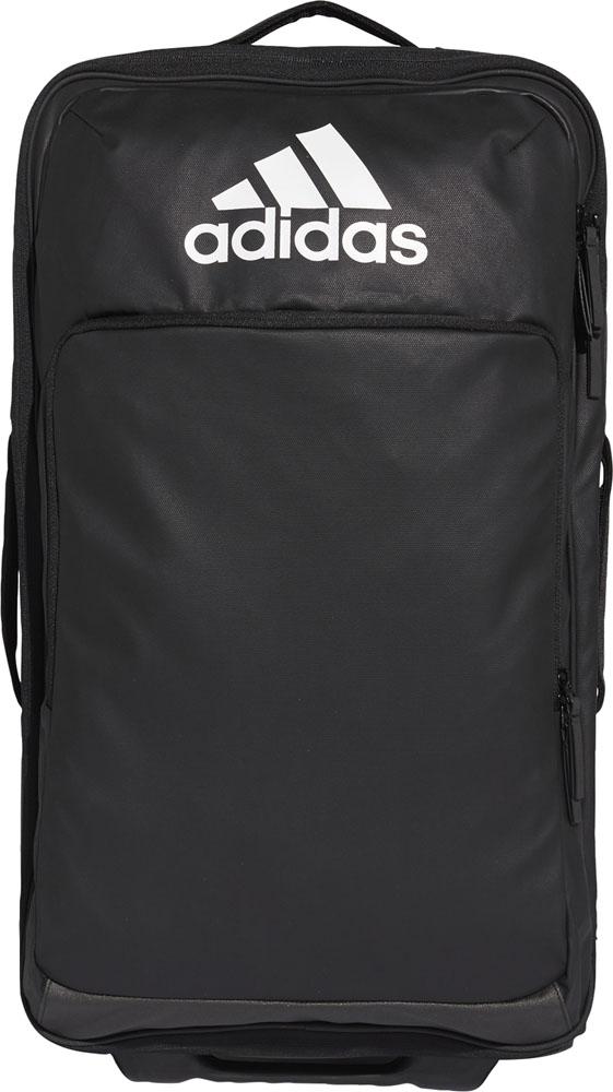 【ラッキーシール対象】adidas(アディダス)マルチSPバッグTravelトローリー MEWD32BLK/BLK/WHT