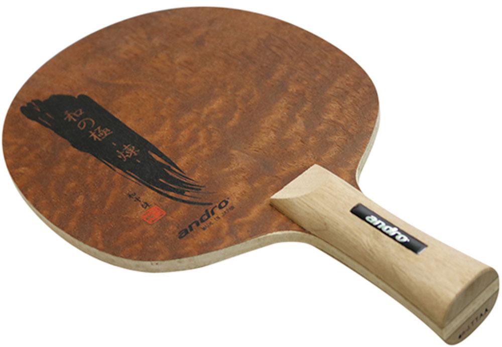 【ラッキーシール対象】andro(アンドロ)卓球ラケット和の極-煉- FL10229302