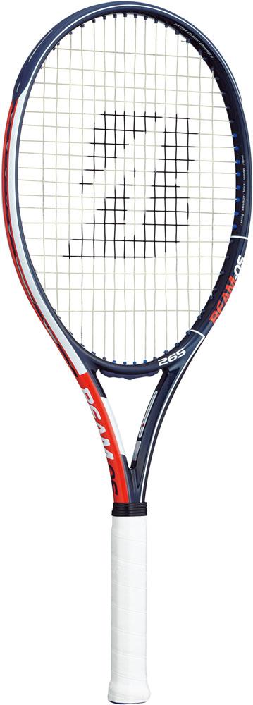 【ラッキーシール対象】BridgeStone(ブリヂストン)テニスラケット硬式テニス用ラケット(フレームのみ) BEAM‐OS 265 ビームOS 265BRABM4