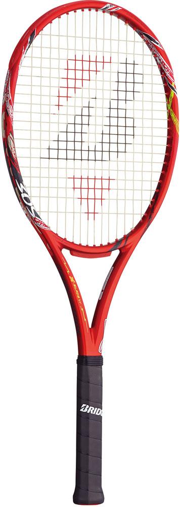 【ラッキーシール対象】BridgeStone(ブリヂストン)テニスラケット【硬式テニスラケット】 エックスブレード VI(ブイアイ)305 (フレームのみ)BRAV62