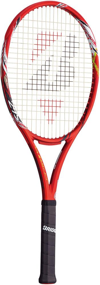 【ラッキーシール対象】BridgeStone(ブリヂストン)テニスラケット【硬式テニスラケット】 エックスブレード VI(ブイアイ)295 (フレームのみ)BRAV63