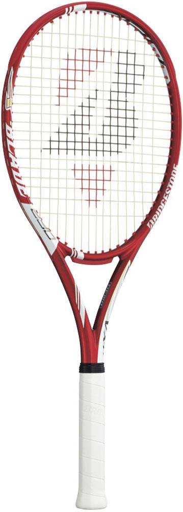 【ラッキーシール対象】BridgeStone(ブリヂストン)テニスラケットエックスブレード ブイエックスアール 290 ( フレームのみ )BRAVX4