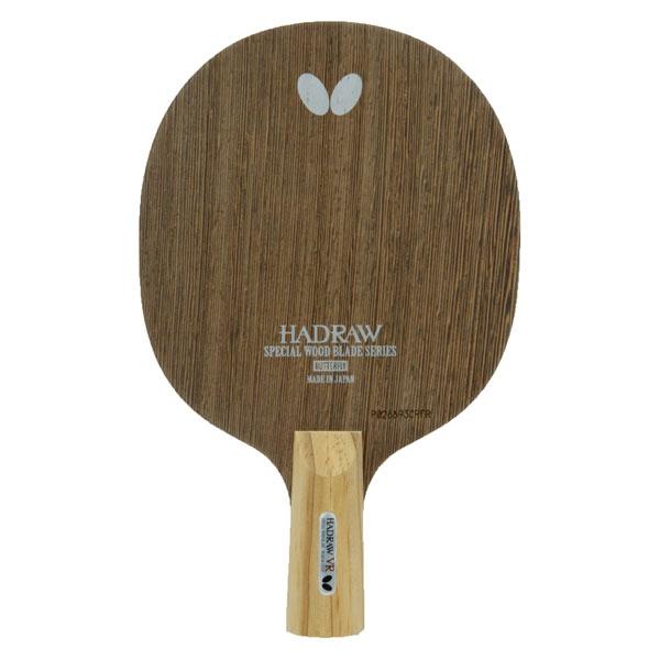 【ラッキーシール対象】バタフライ(Butterfly)卓球ラケットハッドロウ・VR/CS 中国式ペン23760
