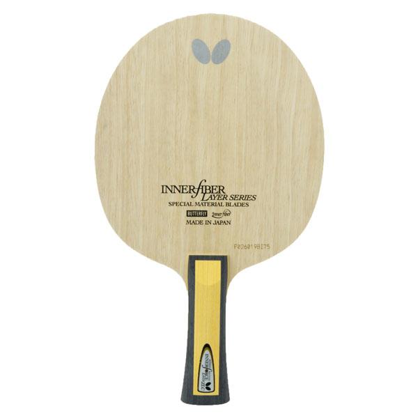 【ラッキーシール対象】バタフライ(Butterfly)卓球ラケットインナーフォース・レイヤー・ZLC FL 攻撃用シェーク36681