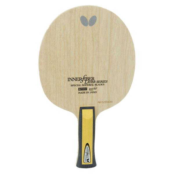 【ラッキーシール対象】バタフライ(Butterfly)卓球ラケットインナーフォース・レイヤー・ZLC AN 攻撃用シェーク36682