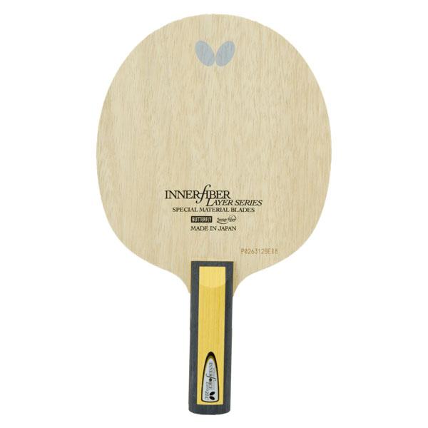 【ラッキーシール対象】バタフライ(Butterfly)卓球ラケット【卓球 シェークラケット】 インナーフォース・レイヤー・ZLC ST 攻撃用シェーク36684