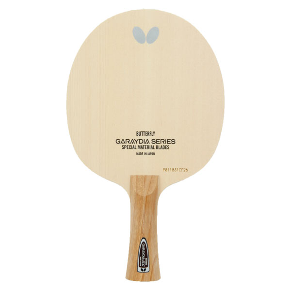 【ラッキーシール対象】バタフライ(Butterfly)卓球ラケットガレイディア・ZLC FL 攻撃用シェーク36721