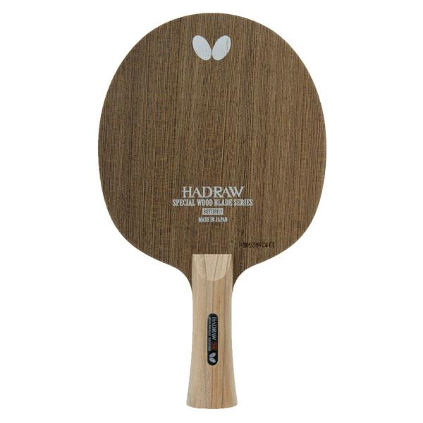 【ラッキーシール対象】バタフライ(Butterfly)卓球ラケットハッドロウ・SR FL 攻撃用シェーク36751