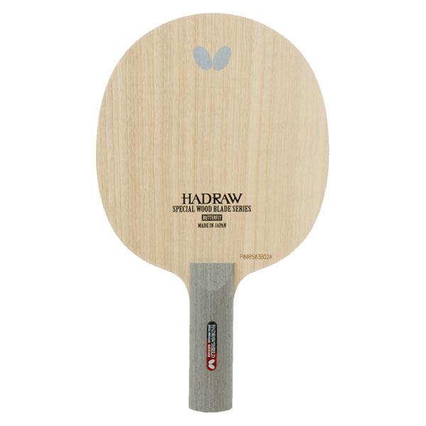 【ラッキーシール対象】 バタフライ(Butterfly)卓球ラケットハッドロウシールド ST カット用シェーク36794