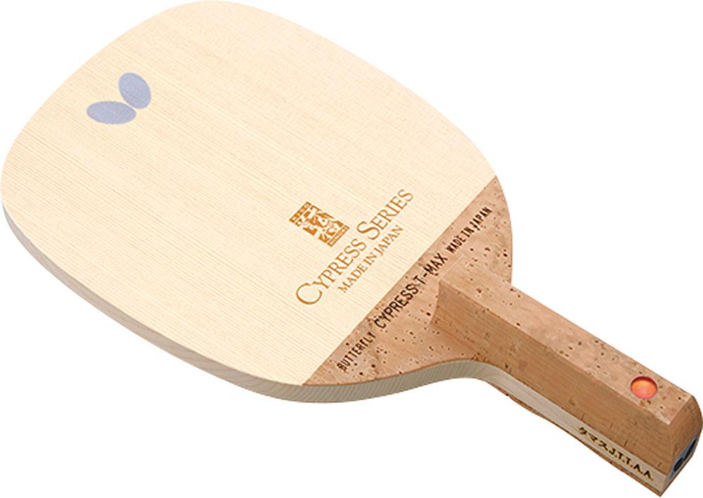 【ラッキーシール対象】バタフライ(Butterfly)卓球ラケット【卓球 ペンホルダーラケット】 サイプレス T‐MAX 日本式23950