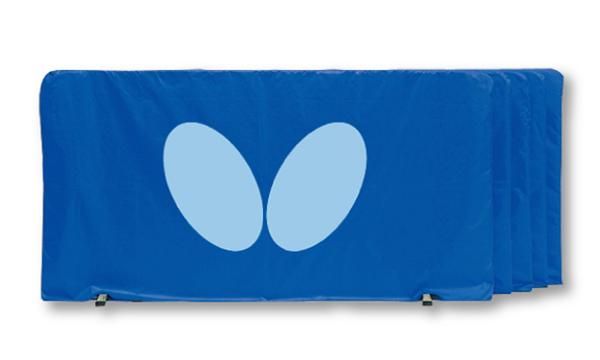 【ラッキーシール対象】バタフライ(Butterfly)卓球グッズその他フェンス (1.4M)70360ブルー