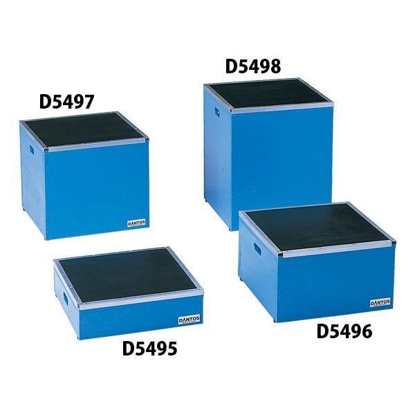 【ラッキーシール対象】ダンノ(DANNO)ウエルネス器具・備品プライオメトリクス台 60D5498