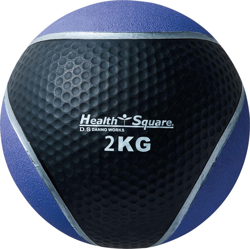 ダンノ(DANNO)学校体育器具メディシンボール2kgD5271