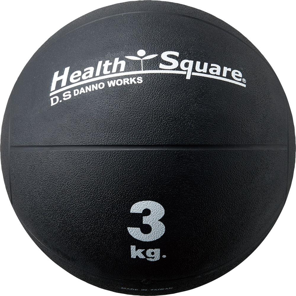 【ラッキーシール対象】ダンノ(DANNO)学校体育器具器具・備品Slam MEDICINE BALL 3kgD5282