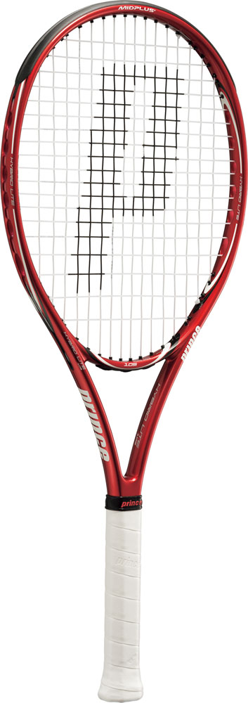 【ラッキーシール対象】 Prince(プリンス)テニスラケット【硬式テニスラケット】 ハイブリッド ライト105(ガット張り上げ済)7TJ031
