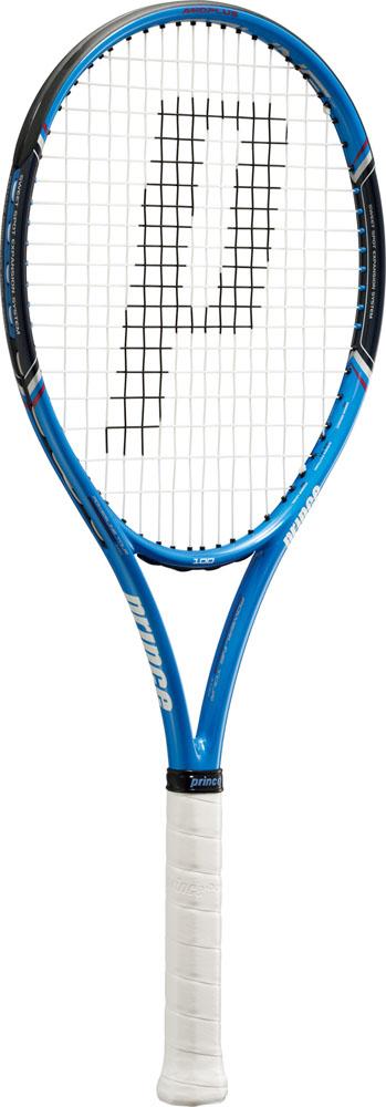 【ラッキーシール対象】Prince(プリンス)テニスラケット【硬式テニスラケット】 パワーライン ツアー100(ガット張り上げ済)7TJ033