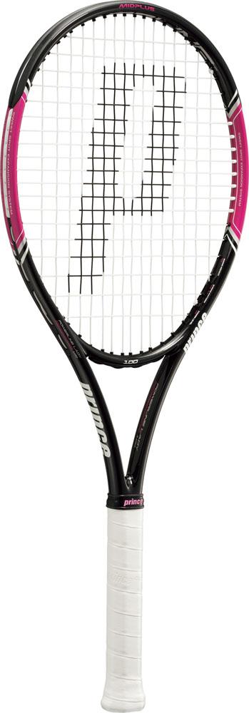 【ラッキーシール対象】Prince(プリンス)テニスラケット【硬式テニス用ラケット(張り上げ済)】 パワーライン レディ 1007TJ034