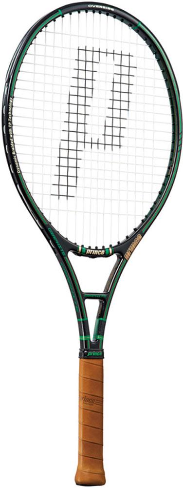 【ラッキーシール対象】Prince(プリンス)テニスラケットグラファイト オーバーサイズ ブラック(フレームのみ)7T39P