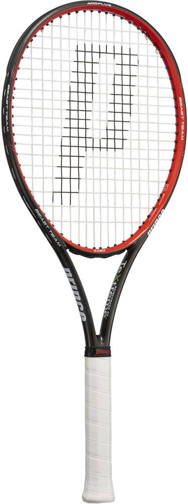 【ラッキーシール対象】 Prince(プリンス)テニスラケットBEAST TEAM100 290g 硬式テニス用ラケット(フレームのみ) スマートテニスセンサー対応7TJ070