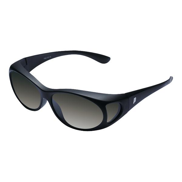 【ラッキーシール対象】Prince(プリンス)テニスゴーグル・サングラス調光偏光オーバーグラスPSU311ブラック