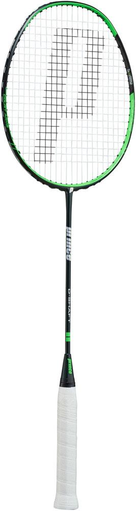 【ラッキーシール対象】 Prince(プリンス)バドミントンラケットバドミントンラケット コートアームズ D-XR ブラック×グリーン7BJ050